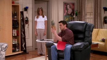Episodio 19 (TTemporada 9) de Friends