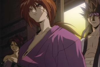 Episodio 23 (TParte 2) de Rurouni Kenshin