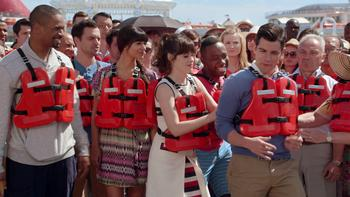 Episodio 23 (TTemporada 3) de New Girl