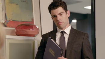 Episodio 12 (TTemporada 1) de New Girl