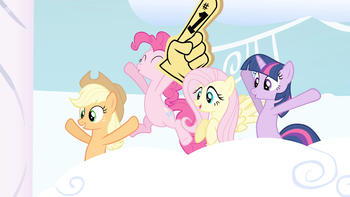Episodio 16 (TTemporada 1) de My Little Pony: Friendship Is Magic