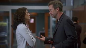 Episodio 9 (TTemporada 3) de Dr. House