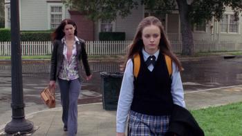Episodio 20 (TTemporada 1) de Gilmore Girls