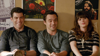 Episodio 9 (TTemporada 2) de New Girl