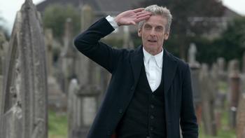 Episodio 12 (TTemporada 8) de Doctor Who