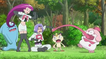 Episodio 27 (TSerie Pokémon XY–Expediciones en Kalos) de Pokémon: XY