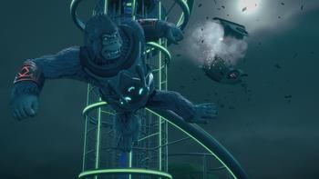 Episodio 6 (TTemporada 1) de Kong: El rey de los monos