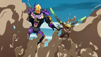 Episodio 1 (TTemporada 2) de LEGO Bionicle: The Journey to One