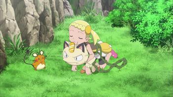 Episodio 23 (TSerie Pokémon XY–Expediciones en Kalos) de Pokémon: XY