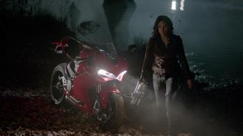 Episodio 14 (TTemporada 7) de The Vampire Diaries