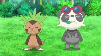 Episodio 1 (TSerie Pokémon XY–Expediciones en Kalos) de Pokémon: XY