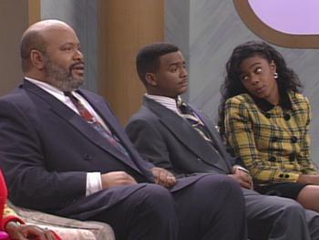 Episodio 9 (TTemporada 3) de The Fresh Prince of Bel-Air