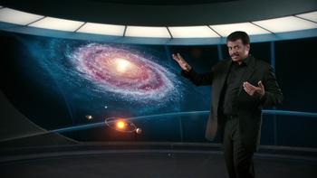 Episodio 13 (T1) de Cosmos: A Spacetime Odyssey