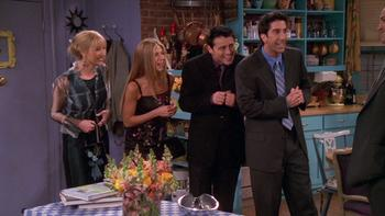 Episodio 24 (TTemporada 6) de Friends