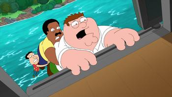 Episodio 15 (TTemporada 13) de Family Guy