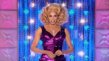 Episodio 2 (TTemporada 7) de RuPaul's Drag Race