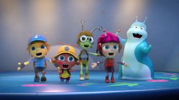 Episodio 5 (TTemporada 1) de Beat Bugs