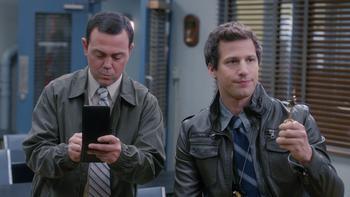 Episodio 8 (TTemporada 2) de Brooklyn Nine-Nine