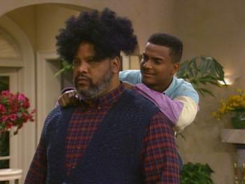 Episodio 16 (TTemporada 2) de The Fresh Prince of Bel-Air