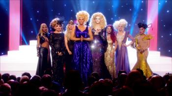 Episodio 14 (TTemporada 6) de RuPaul's Drag Race