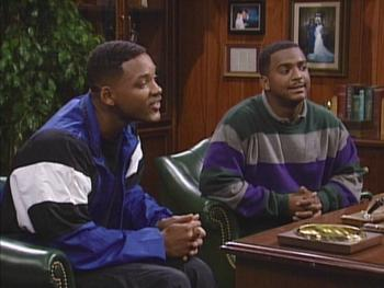 Episodio 8 (TTemporada 6) de The Fresh Prince of Bel-Air