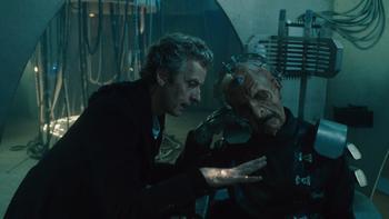 Episodio 2 (TTemporada 9) de Doctor Who