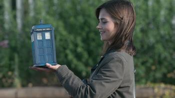 Episodio 9 (TTemporada 8) de Doctor Who