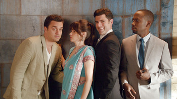 Episodio 25 (TTemporada 2) de New Girl