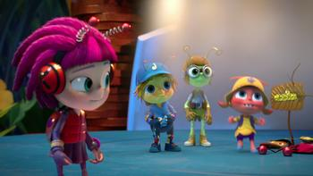 Episodio 9 (TTemporada 1) de Beat Bugs