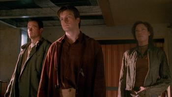 Episodio 2 (TThe Complete Series) de Firefly