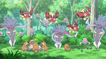 Episodio 6 (TSerie Pokémon XY–Expediciones en Kalos) de Pokémon: XY