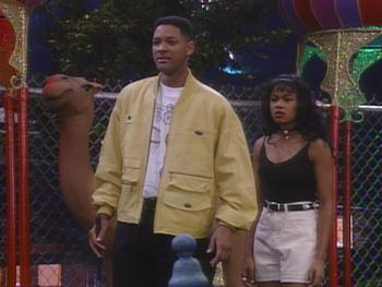 Episodio 18 (TTemporada 4) de The Fresh Prince of Bel-Air