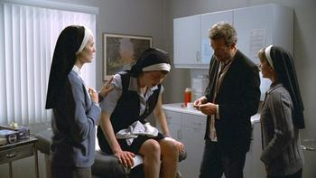 Episodio 5 (TTemporada 1) de Dr. House