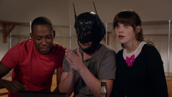 Episodio 6 (TTemporada 3) de New Girl