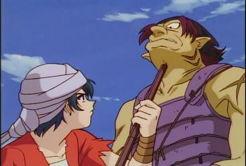 Episodio 26 (TParte 1) de Rurouni Kenshin