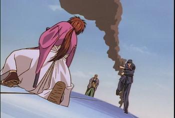 Episodio 22 (TParte 1) de Rurouni Kenshin