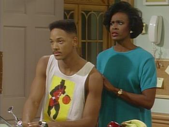 Episodio 19 (TTemporada 1) de The Fresh Prince of Bel-Air