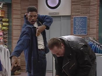 Episodio 9 (TTemporada 5) de The Fresh Prince of Bel-Air