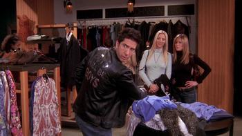 Episodio 9 (TTemporada 10) de Friends