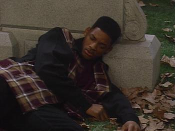 Episodio 12 (TTemporada 4) de The Fresh Prince of Bel-Air