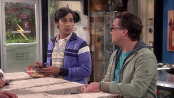 Episodio 23 (TThe Big Bang Theory: Temporada 9) de The Big Bang Theory