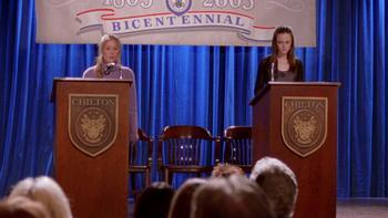Episodio 16 (TTemporada 3) de Gilmore Girls