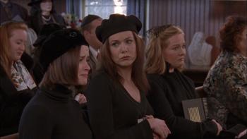 Episodio 11 (TTemporada 4) de Gilmore Girls
