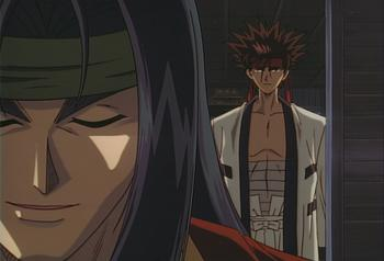 Episodio 24 (TParte 1) de Rurouni Kenshin