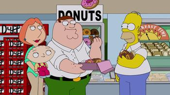 Episodio 1 (TTemporada 13) de Family Guy