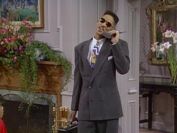 Episodio 16 (TTemporada 1) de The Fresh Prince of Bel-Air