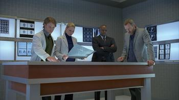 Episodio 5 (TTemporada 6) de Dr. House