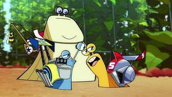 Episodio 21 (TTemporada 1) de Turbo FAST