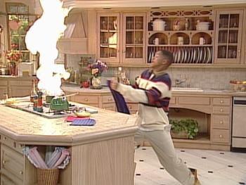 Episodio 1 (TTemporada 6) de The Fresh Prince of Bel-Air