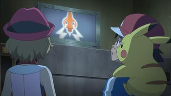 Episodio 32 (TSerie Pokémon XY–Expediciones en Kalos) de Pokémon: XY